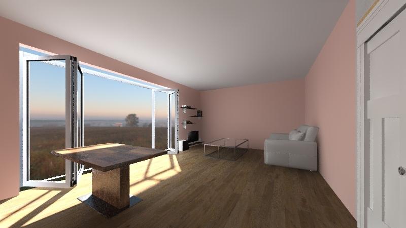 aurora colla  Interior Design Render