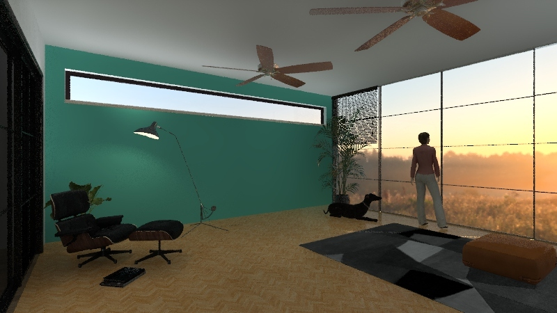 Various Tests #1 Interior Design Render