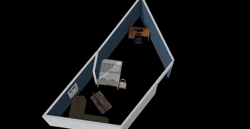 Dream Math Project Interior Design Render