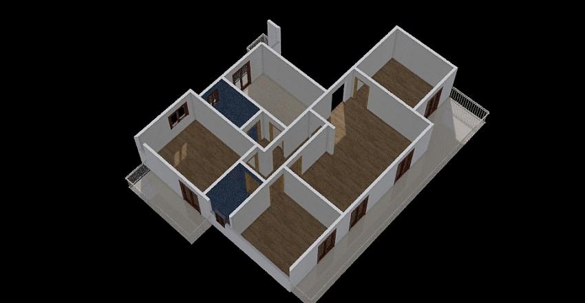 320ostilio Interior Design Render
