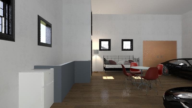RV Barn rev2 Interior Design Render