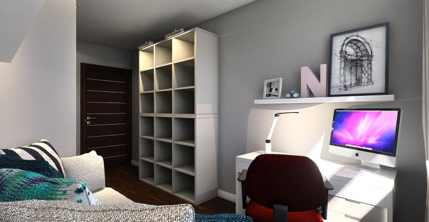 Olivia Interior Design Render
