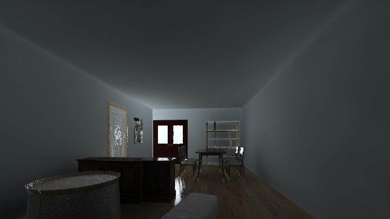 favaro francesco Interior Design Render