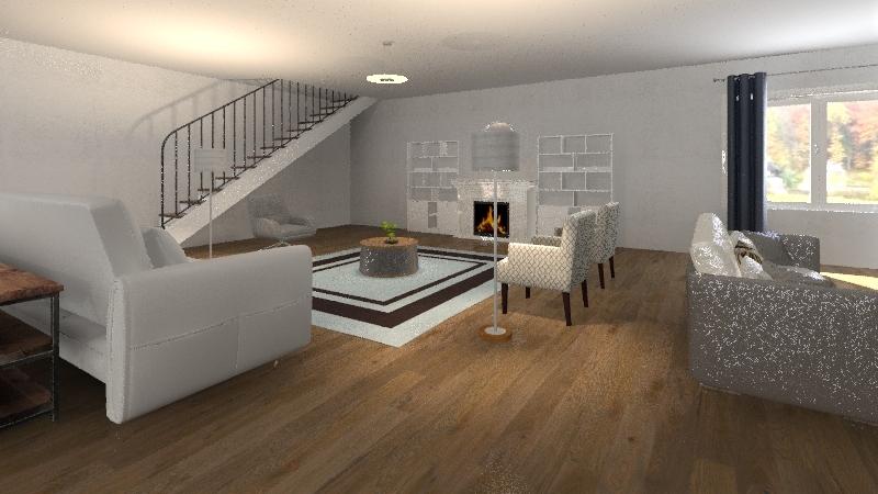 Home Design Finals Interior Design Render