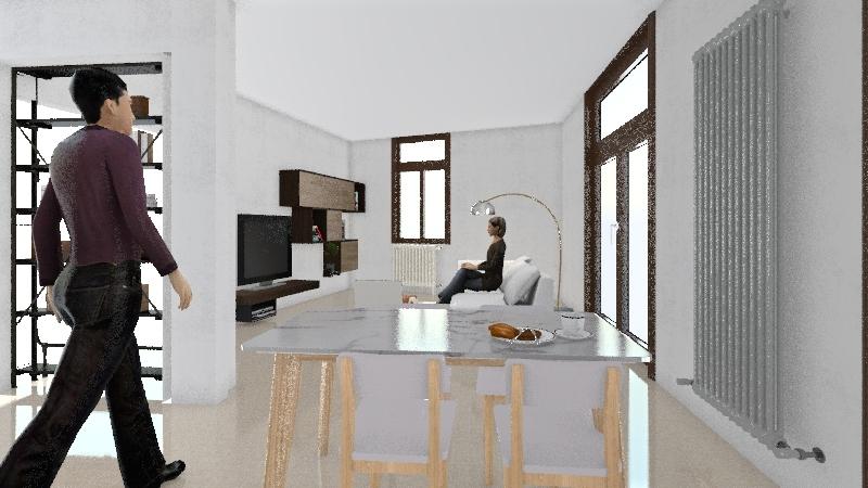 19/01 Interior Design Render