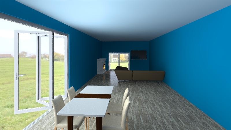 Casavecchia Elia Interior Design Render