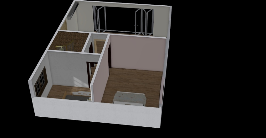 Mark  Piergiovanni Interior Design Render