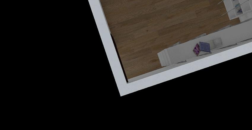 Cuarto Util Interior Design Render