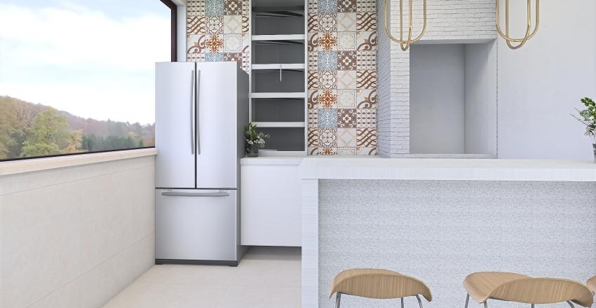 Geovania Dias Interior Design Render