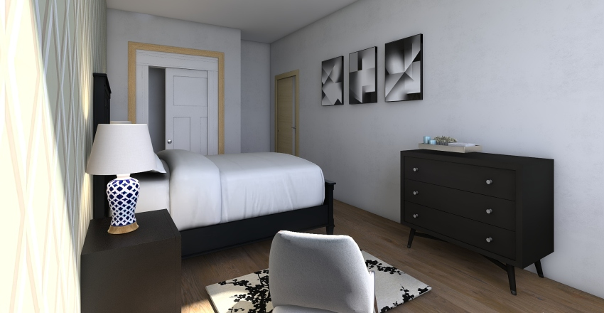 RUZAFA PEQUEÑO 2 Interior Design Render