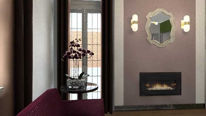 Harry Styles -london Interior Design Render