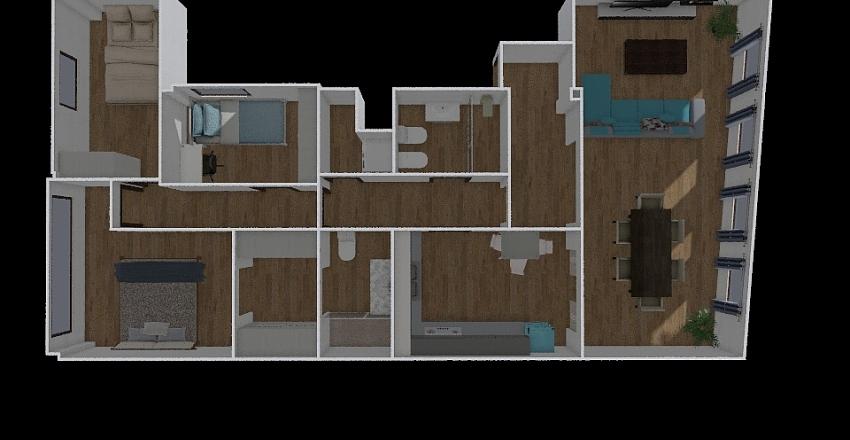 Rosalia v20 Interior Design Render