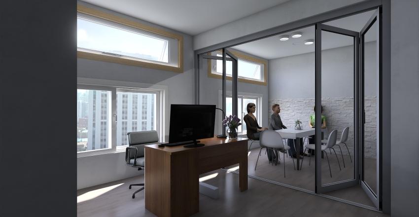 sdaS Interior Design Render