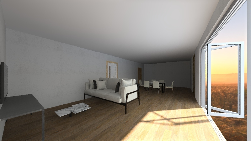 Vianello Linda  Interior Design Render