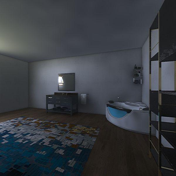 Teresa´s house Interior Design Render