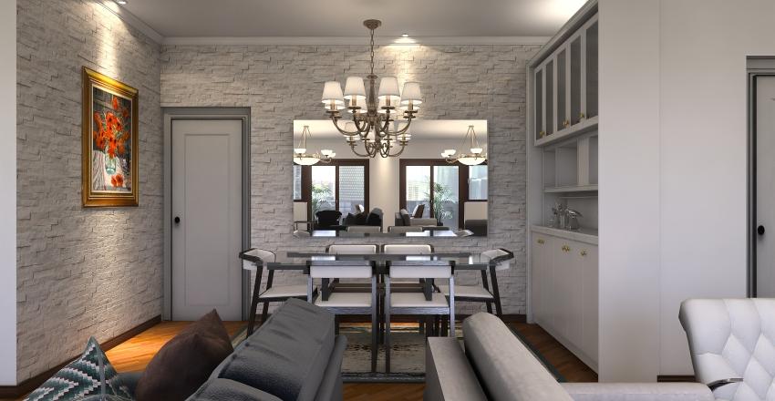 apora1 Interior Design Render