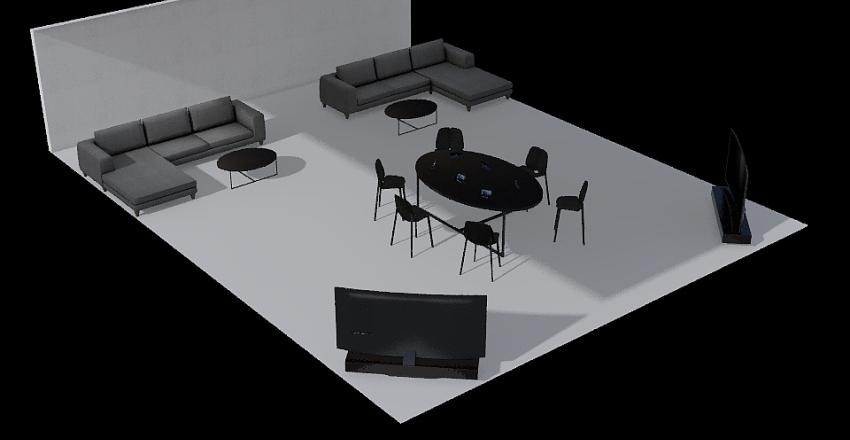 Harkness Interior Design Render