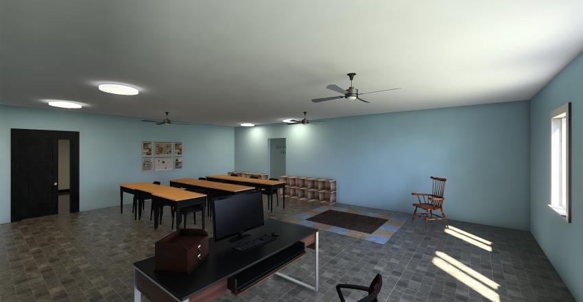 School Styler Project Interior Design Render
