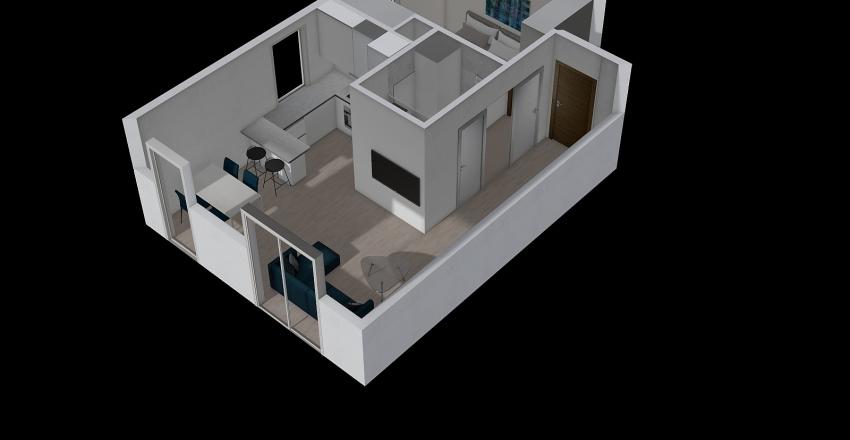M130_14 Interior Design Render