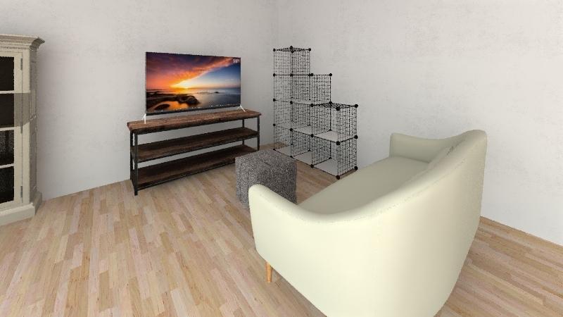 Aurora Luise Interior Design Render
