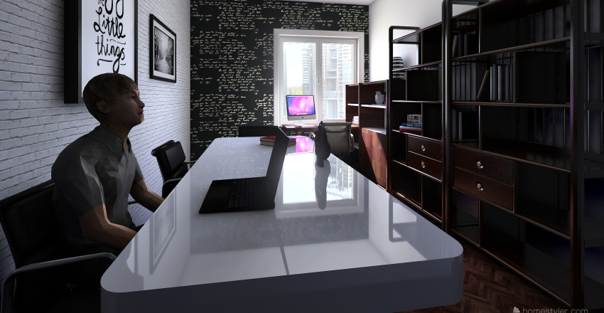 proyecto Interior Design Render
