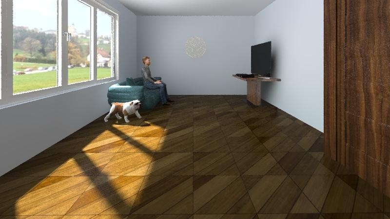Conor's House Interior Design Render