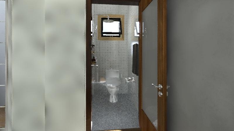Rumah Warakas Interior Design Render