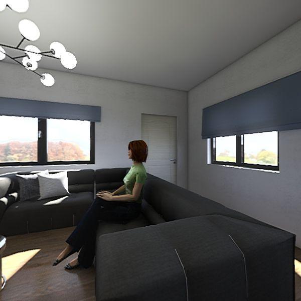 Casa del Palo Interior Design Render