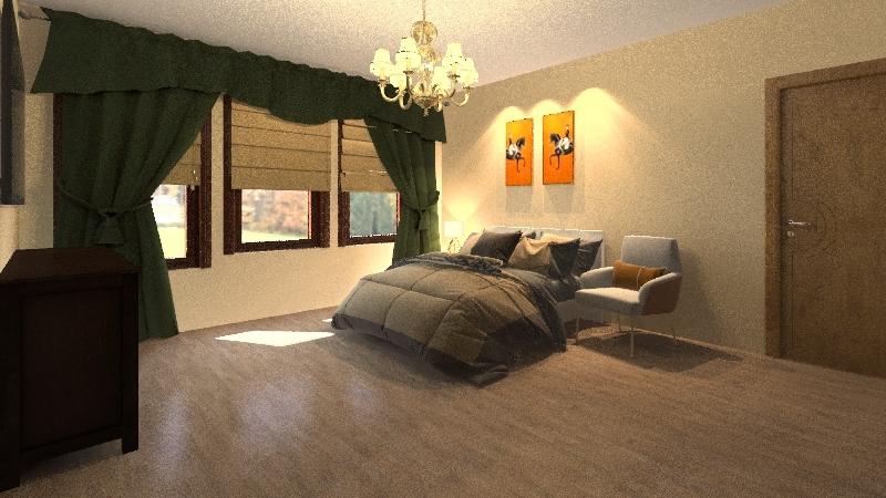 ananem Interior Design Render