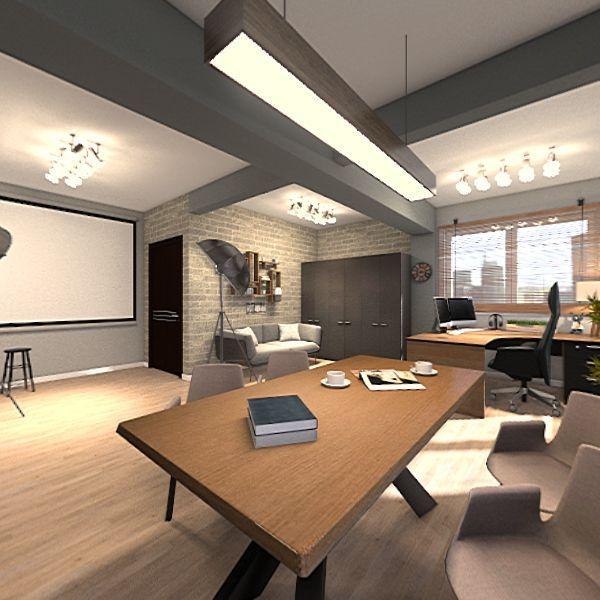 Photography Studio - Office Interior Design Render