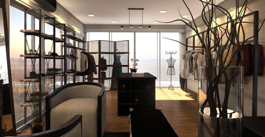 LOJA Interior Design Render