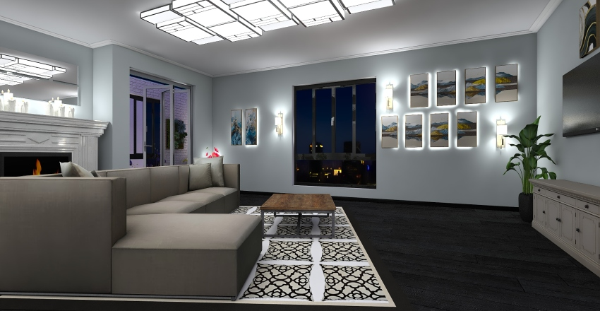 Winderly  Interior Design Render