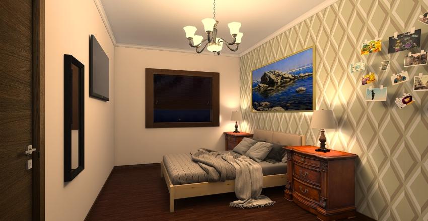 DEPA 2020 Interior Design Render