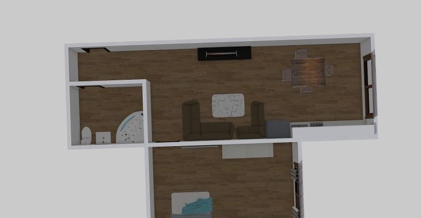 big big house no.1 Interior Design Render