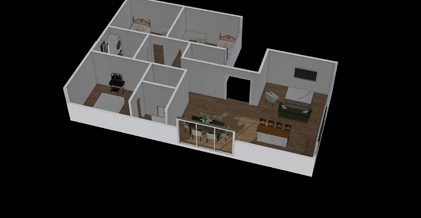 floor2 Interior Design Render