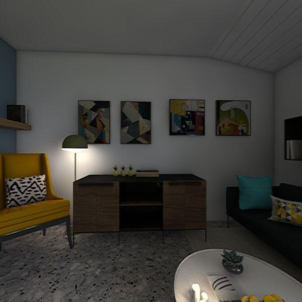 2frahome Interior Design Render
