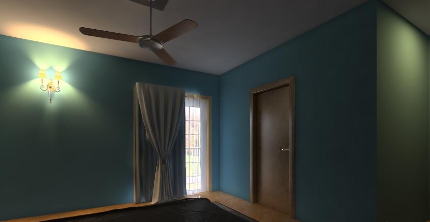 Rahena Manjil Interior Design Render