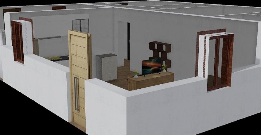 francesco Interior Design Render