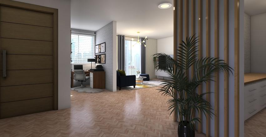 Amazing home Interior Design Render