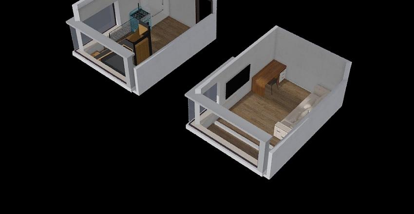 draft 1 Interior Design Render