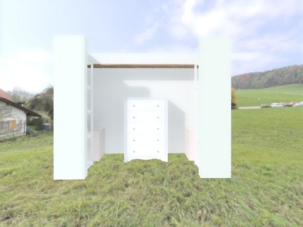 Derek's Closet 1 Interior Design Render
