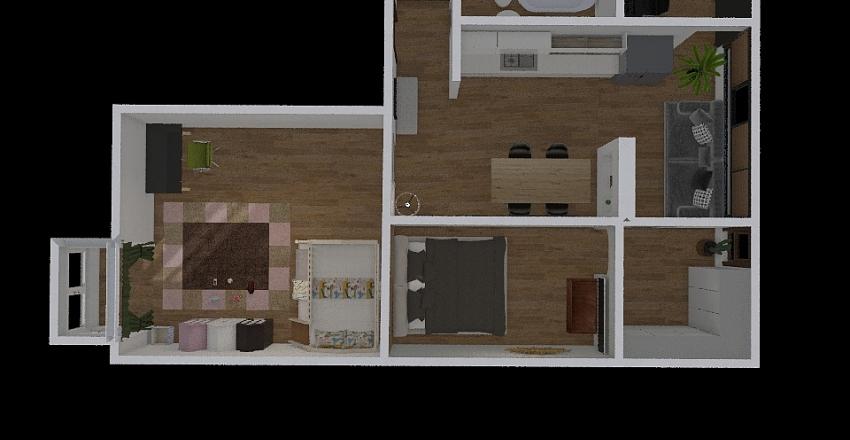 16! Interior Design Render