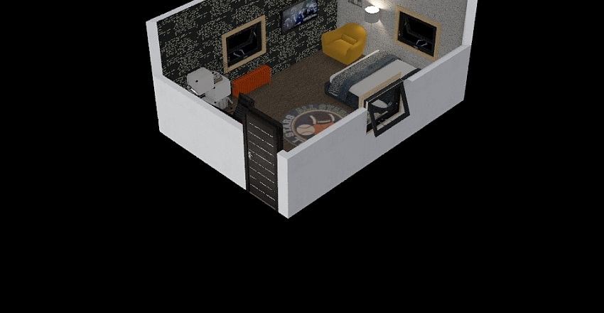 DESIGN BY CRISTOPOULOS ORESTIS Interior Design Render