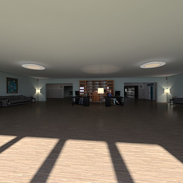 zorg 2020 Interior Design Render