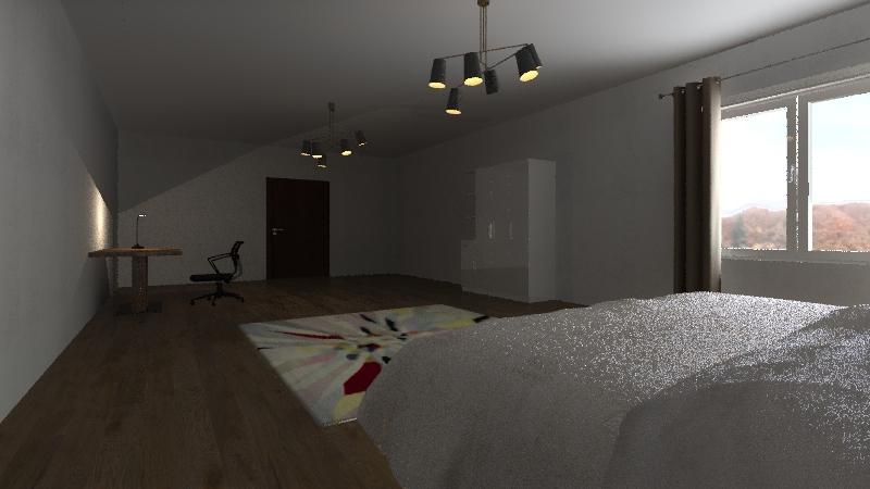 TRABAJO TECNOLOGIA MJ Interior Design Render