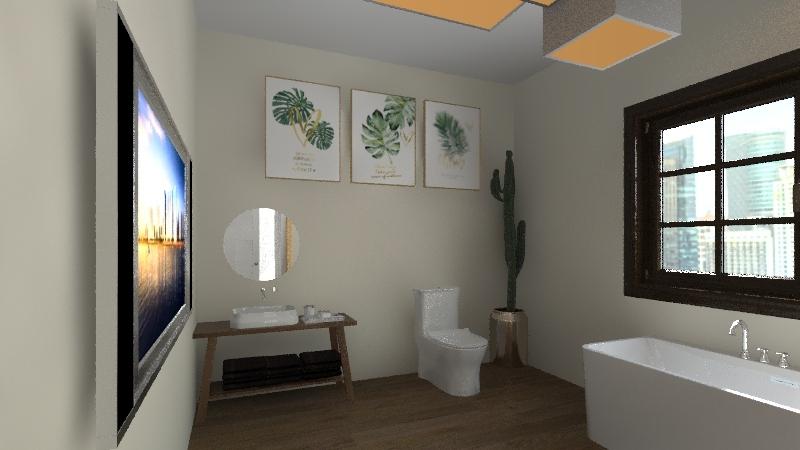 Katelyns house Interior Design Render