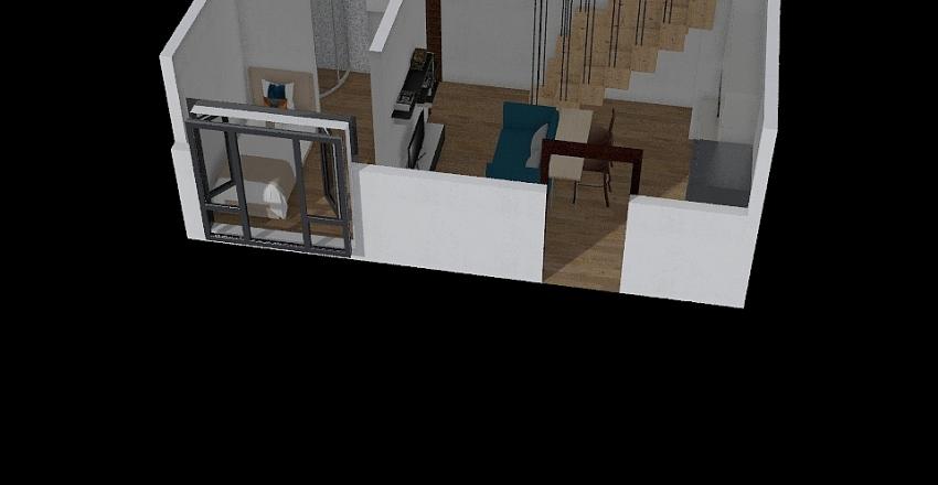 tinyyy Interior Design Render