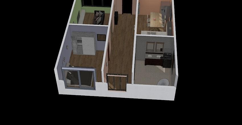andy Interior Design Render