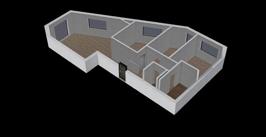 Reduta Interior Design Render