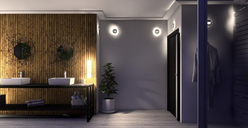 𝔸 ℂ𝔸𝕊𝔸 ℂ𝕀ℕℤ𝔸 Interior Design Render